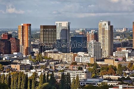 rotterdam, panoramic, view - 26656737