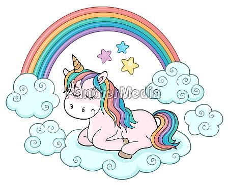 cute unicorn topic image 1