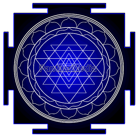 mandala sri yantra chakra tantra spiritualitaet