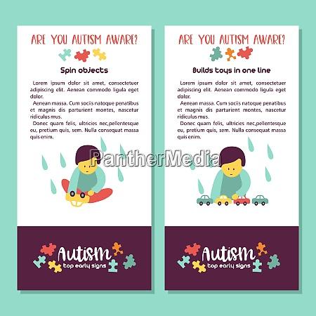 autismus fruehe anzeichen des autismus syndroms