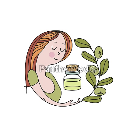 dear woman a jar of aromatic