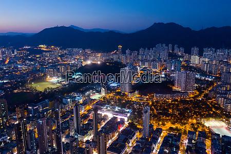 kowloon city hong kong 29 january