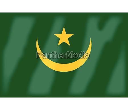 mauretanien flagge