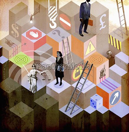 komplexitaet und unternehmensgeschaeft