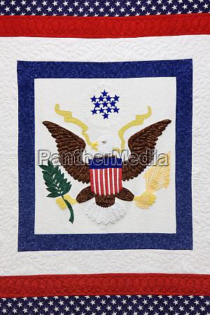 patriotische quilt