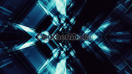 abstract background futuristic concept
