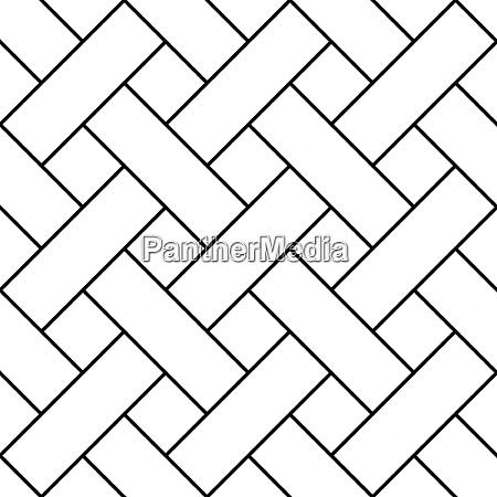nahtloses geometrisches vektormuster