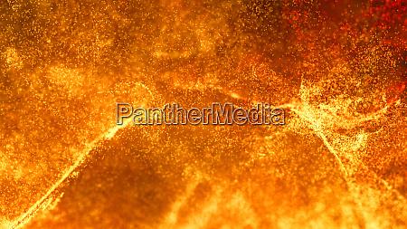 heisses vulkanmagma lava hintergrund