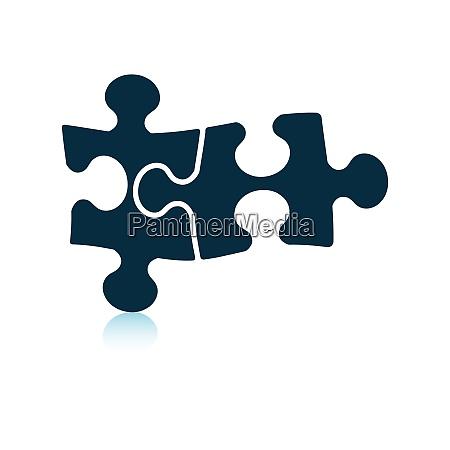 puzzle entscheidungssymbol