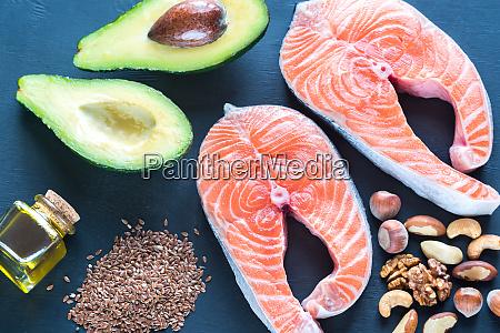 lebensmittel mit omega 3 fetten