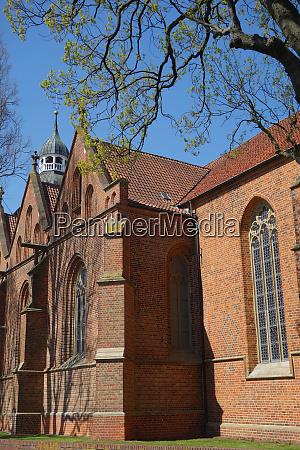 kirche propsteikirche st georg in vechta