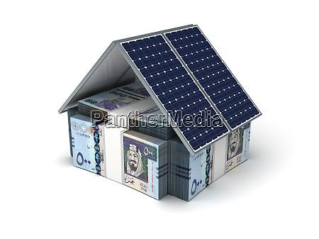 saudi arabian riyals energieeinsparung