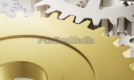 metall zahnraeder mit kopierraum