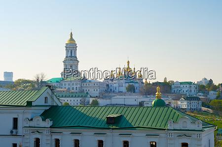 kiev pechersk lavra church ukraine