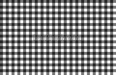 black and white tablecloth background texture