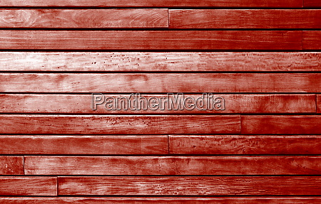 background texture red wooden planks