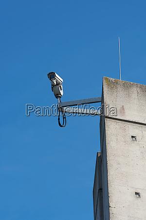 video surveillance on