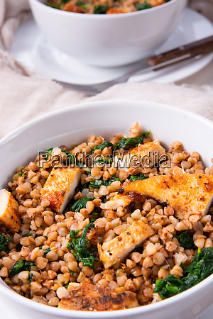kaszotto polish food from buckwheat
