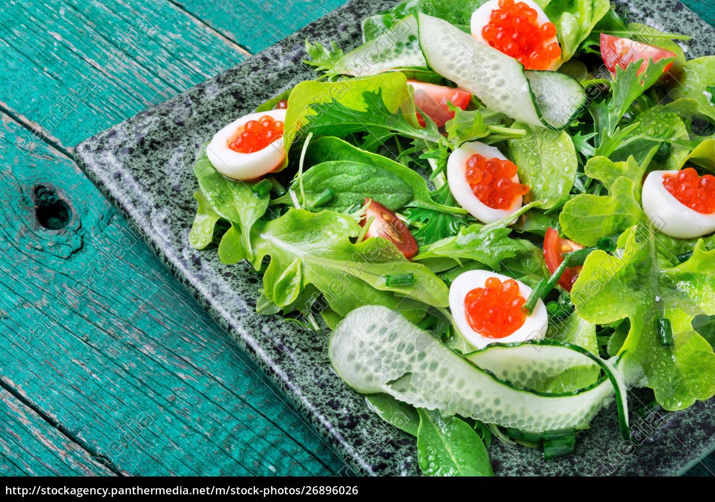 colorful, fresh, vegetable, salad - 26896026