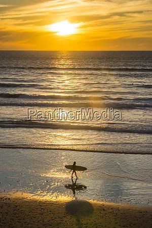 usa california del mar female surfer