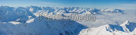 germany bavaria allgaeu allgaeu alps panoramic