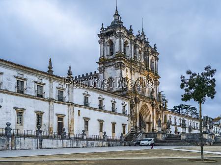 das kloster alcobaca portugal