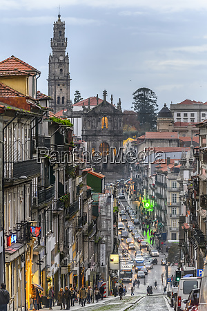 city life in porto the second