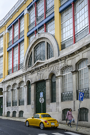 bairro, alto, a, bohemian-style, neighbourhood;, lisbon, , lisboa - 26932149