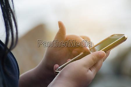 konzept des sozialen netzwerks und der