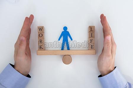 handcovering balance zwischen leben und arbeit