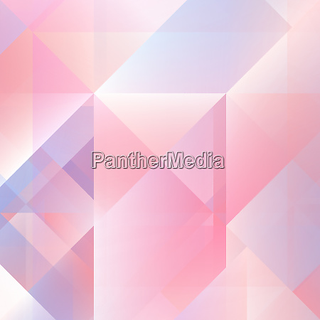 abstract geometric background with soft pastel