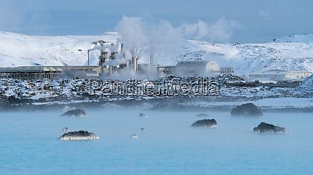 geothermiekraftwerk grindavik island
