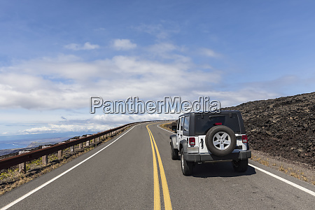 usa hawaii volcanoes national park lava