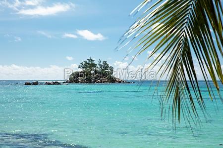 anse royale beach mahe island seychelles