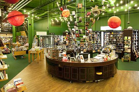 bookstore help desk
