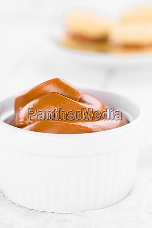 lateinamerikanische manjar oder dulce de leche