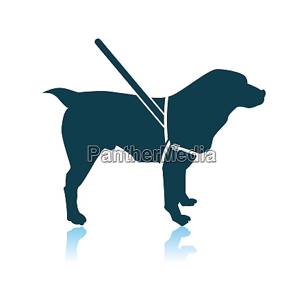 guide dog icon