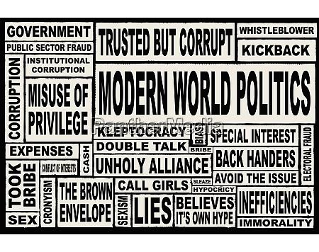moderne weltpolitik