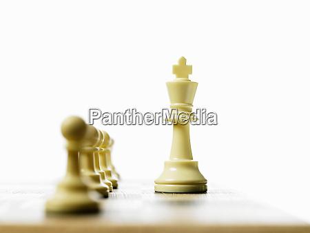 schachbrett strategie
