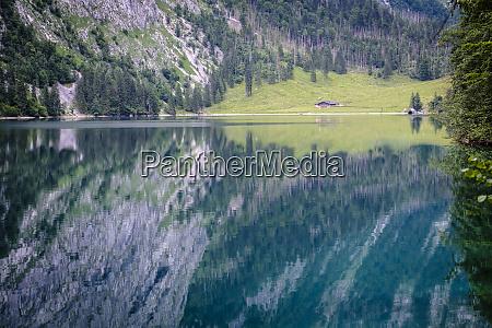 germany bavaria berchtesgaden alps obersee