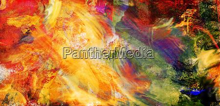 abstrakte partielle transparente farbbewegungstextur