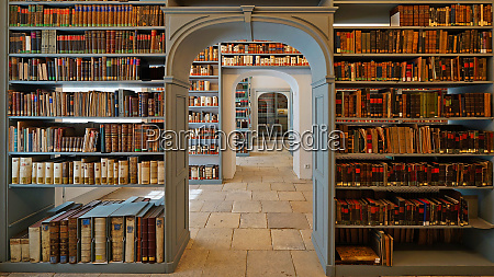 deutschland sachsen goerlitz historisch altstadt bibliothek