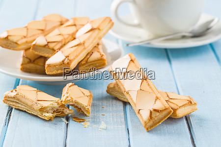 sweet biscuits tasty dessert
