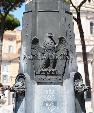 rome light pole
