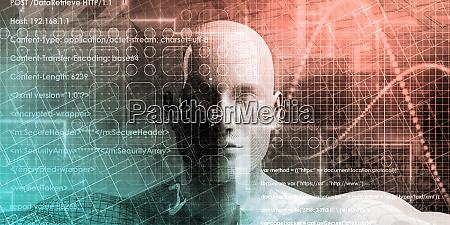 digitaler online hintergrund