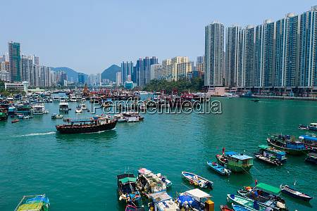 aberdeen hongkong 12 mai 2019 top