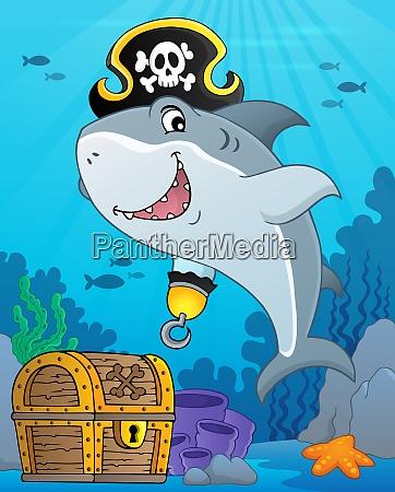 piratenhai thema bild 9