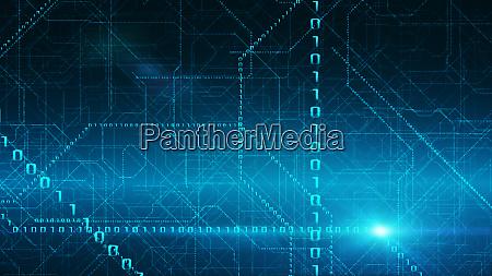binary data stream background transfer of