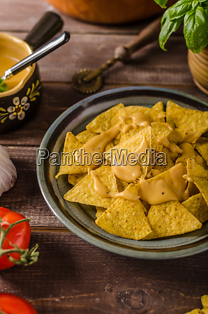 kaese nachos dip nacho sauce tortilla
