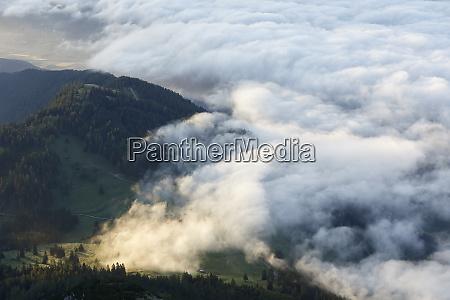 austria tyrol innsbruck county gnadenwald hundskopf